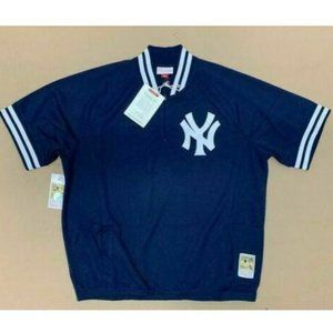 Mitchell & Ness NY Yankees Jersey Mens Sizes NWT